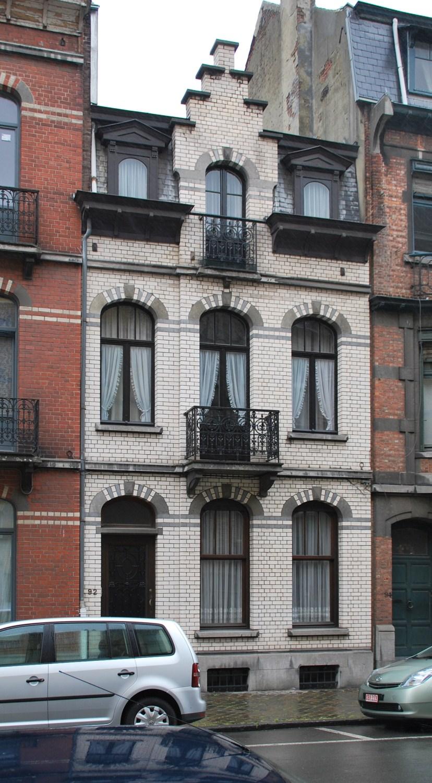 Rue des Pâquerettes 92, 2011