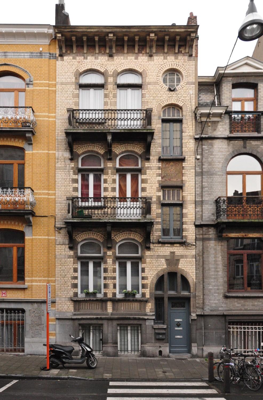 Rue des Pâquerettes 102, 2011