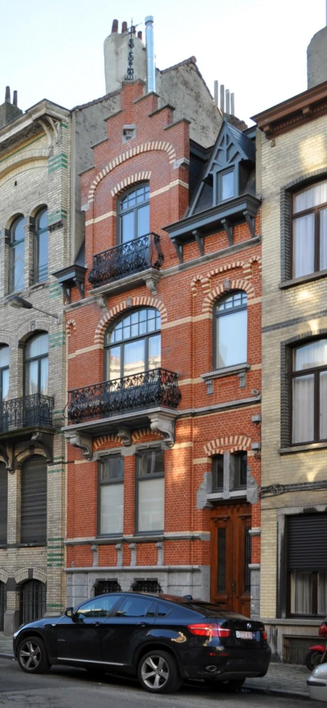Rue Paul Devigne 11, 2011