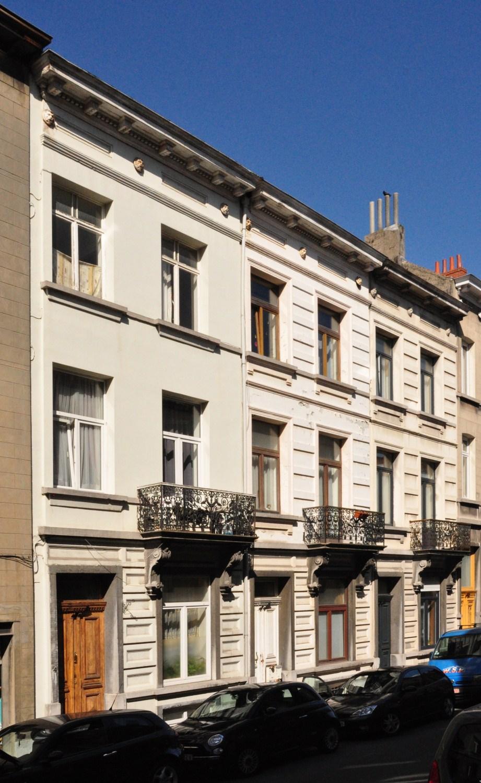 Rue Albert de Latour 4 à 8, 2012