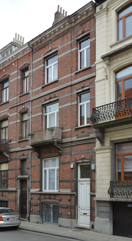Rue Albert de Latour 31, 2012