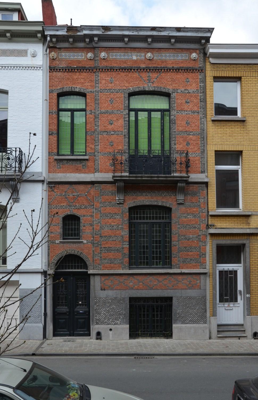 Rue Albert de Latour 44, 2012