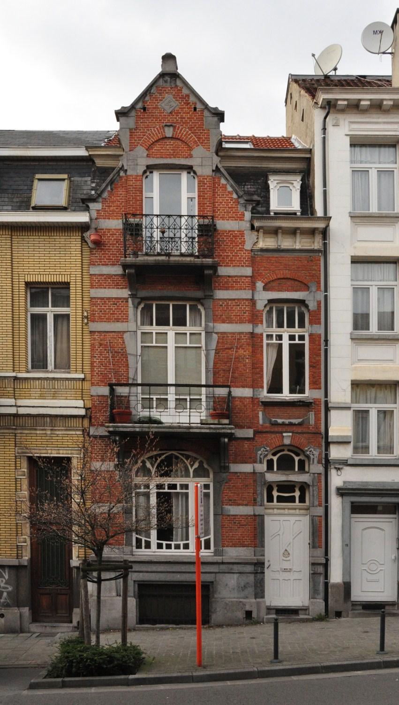 Gustave Fussstraat 21, 2011