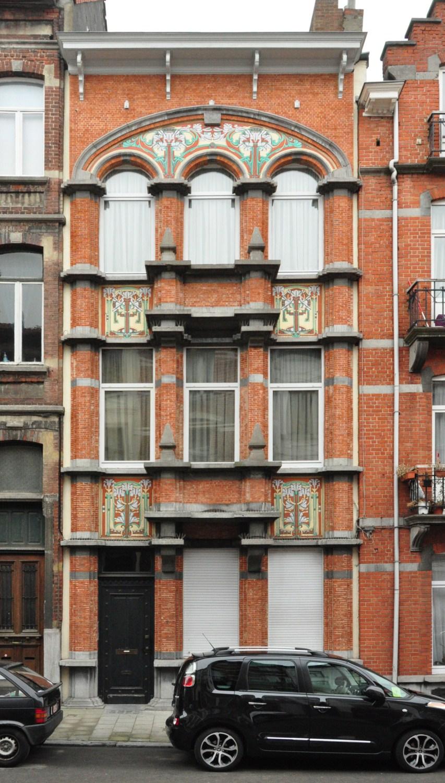Rue Joseph Coosemans 7, 2012