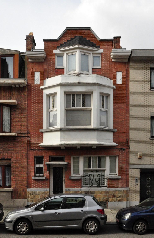 Rue Monrose 25, 2012