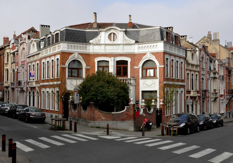Rue Albert de Latour 60 à 68 et rue Van Hammée 61 à 53, 2012