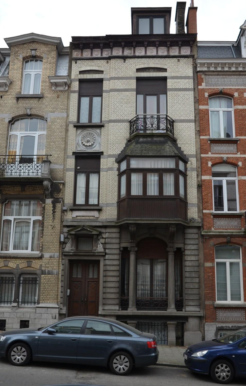 Rue Verbist 110, 2012