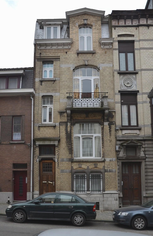 Rue Verbist 112, 2012