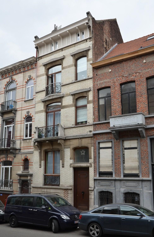 Rue Verbist 129, 2012