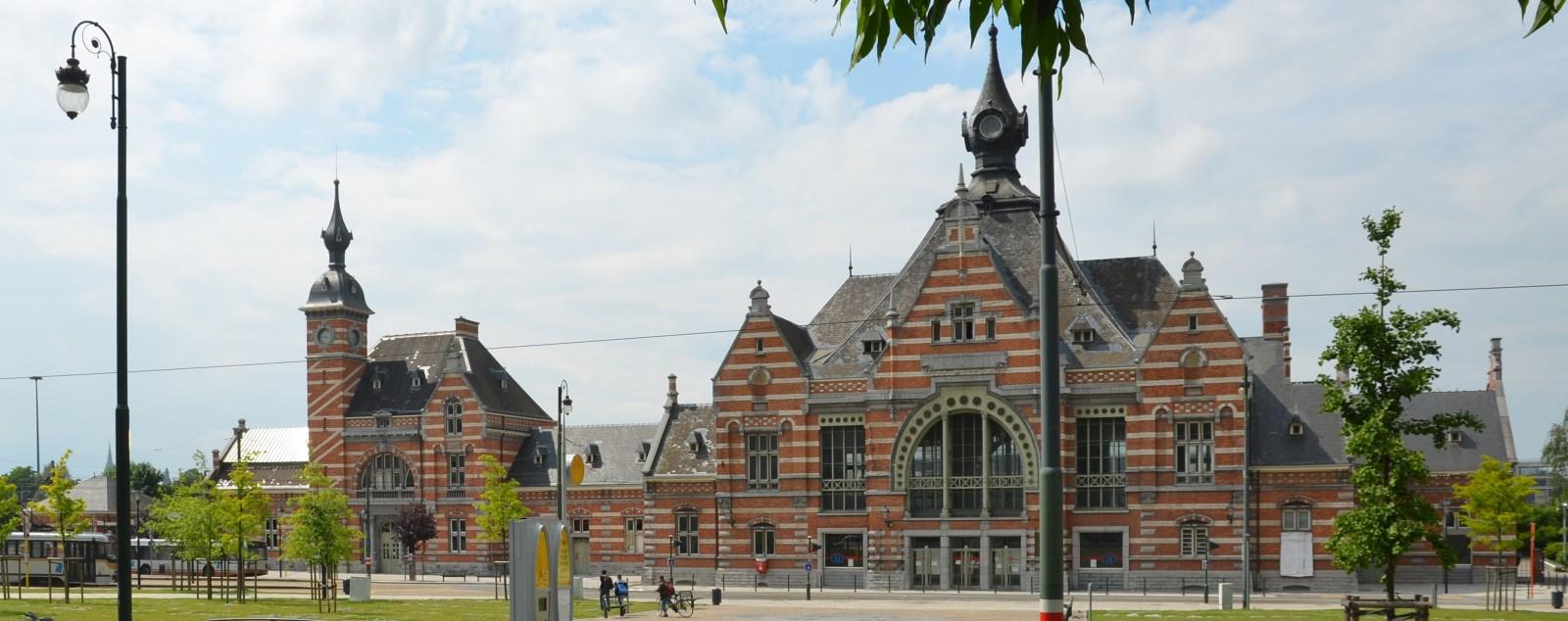 Gare de Schaerbeek, 2012
