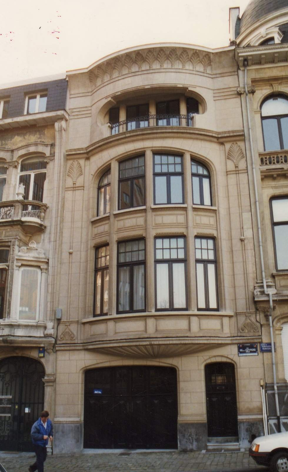 Rue Abbé Cuypers 1., 1993
