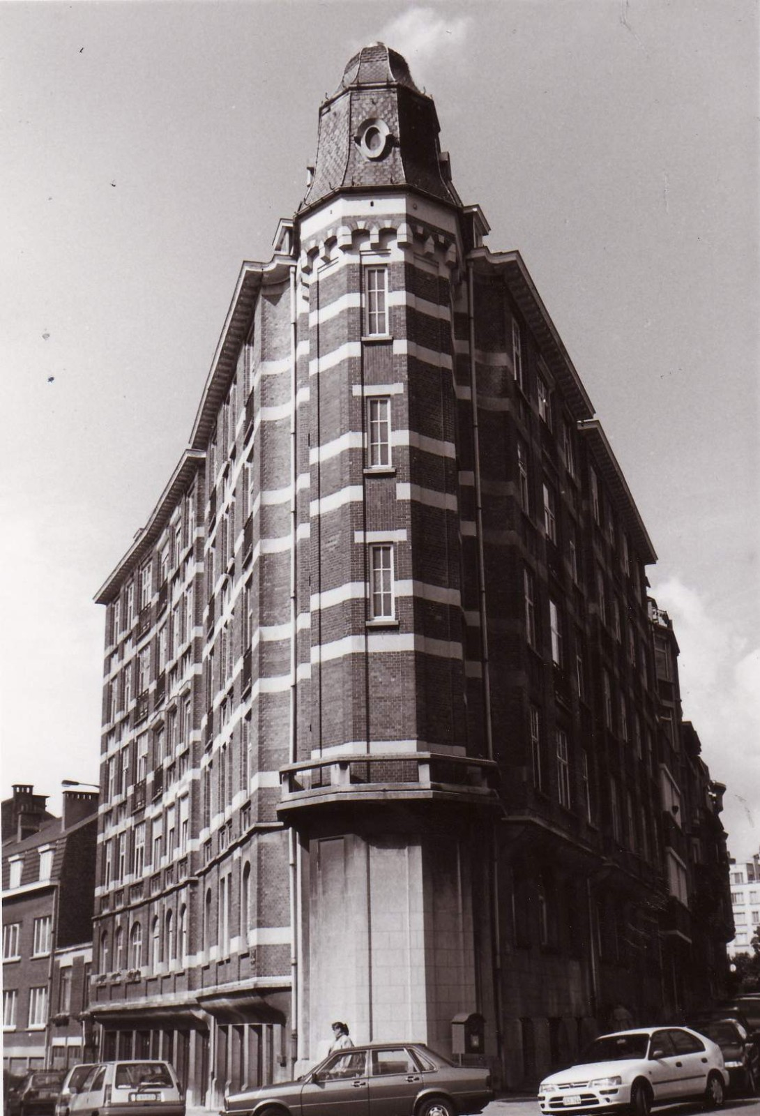 Rue Abbé Cuypers 21-23., 1993