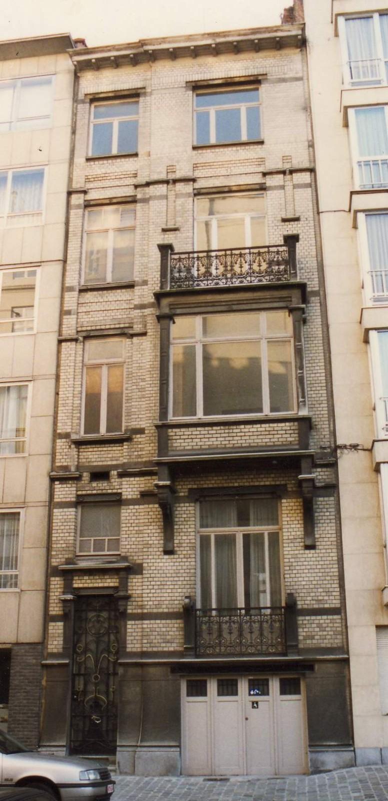 Rue des Aduatiques 9., 1993