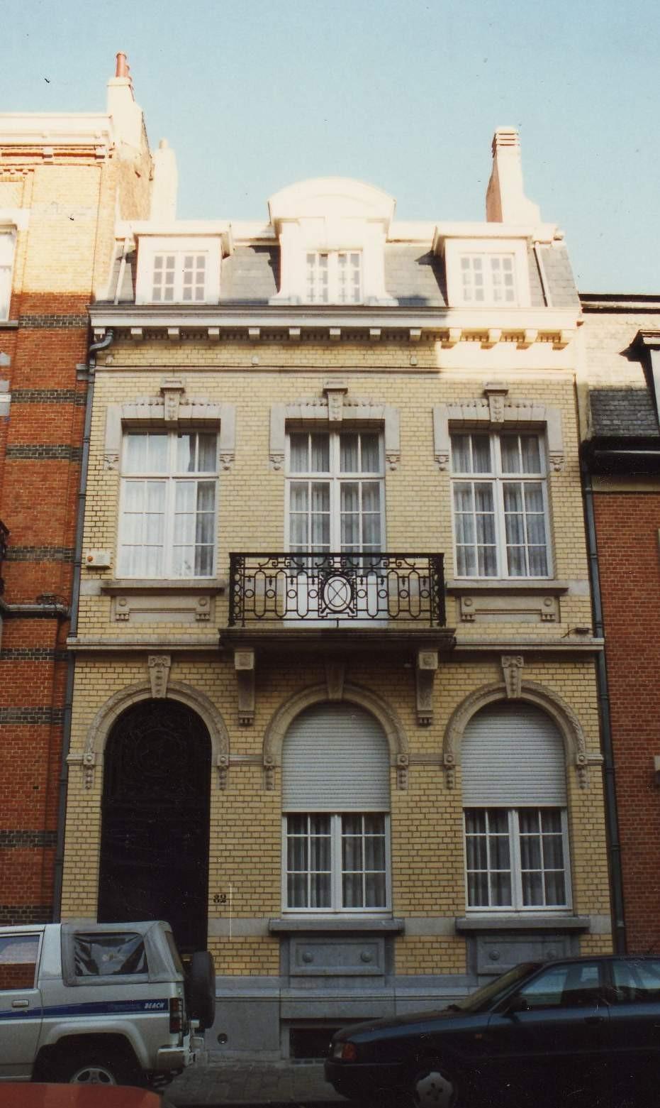 Rue des Aduatiques 82, 1993