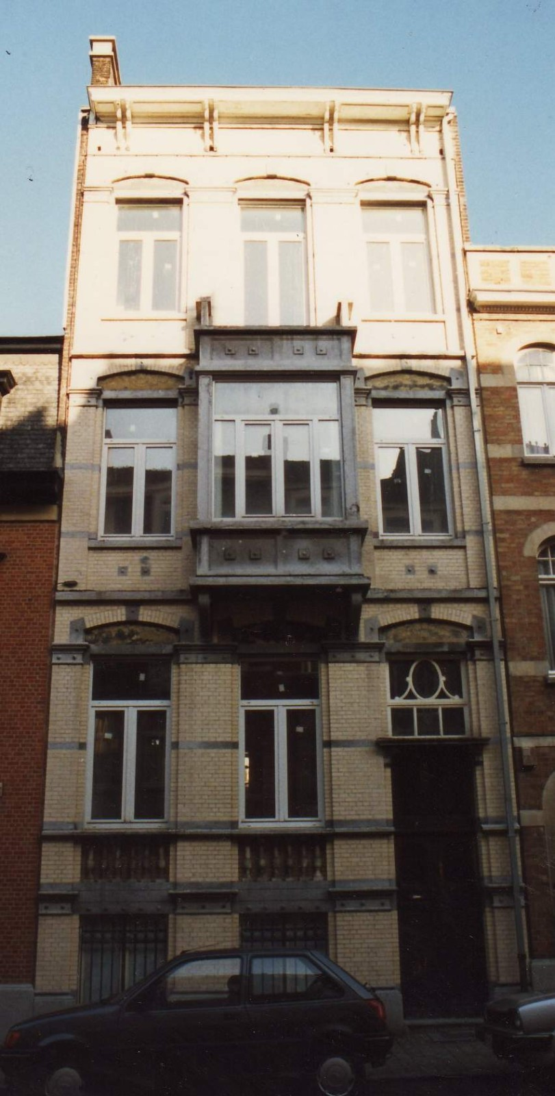 Rue des Aduatiques 86., 1993