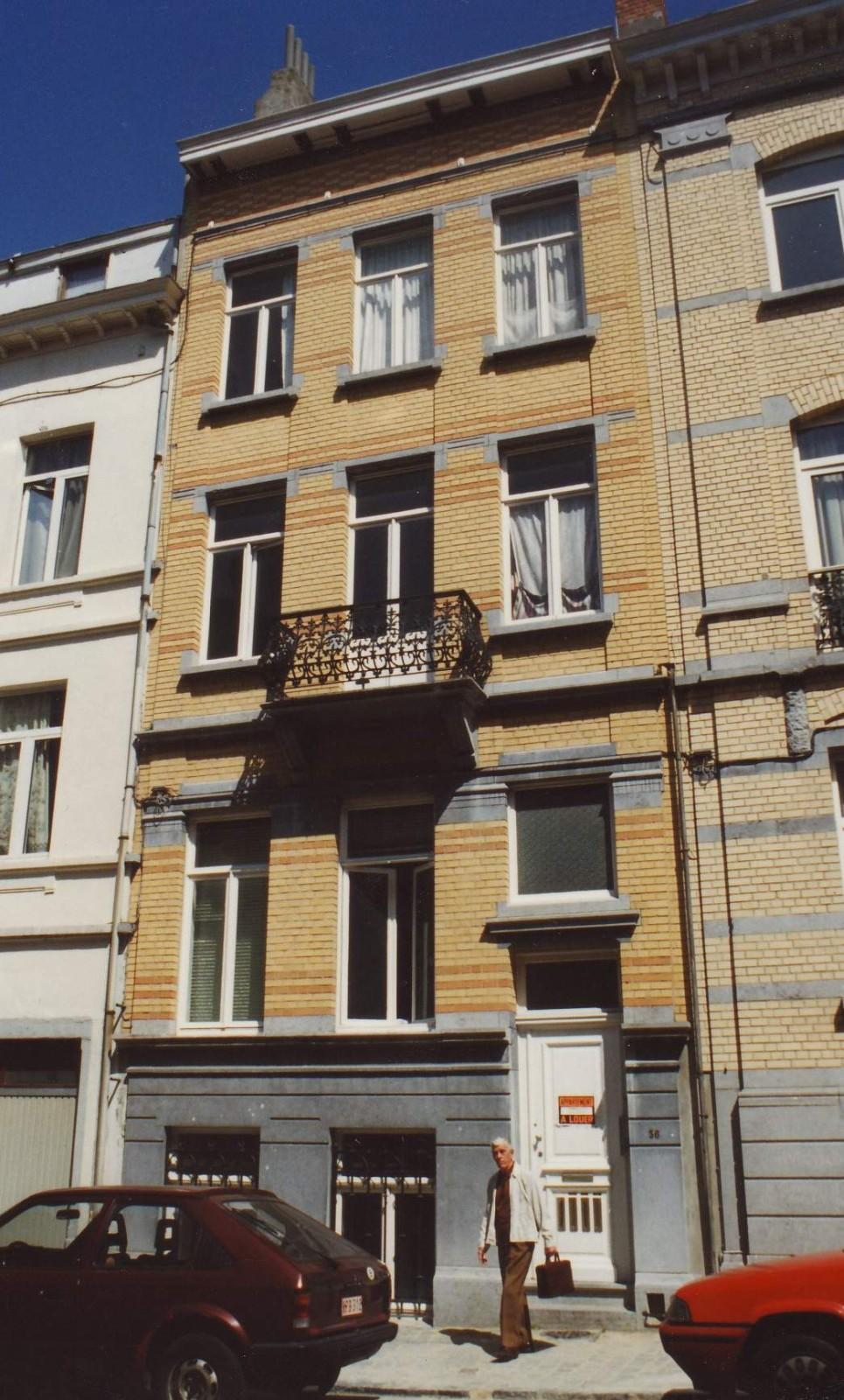Antoine Gautierstraat 36., 1994