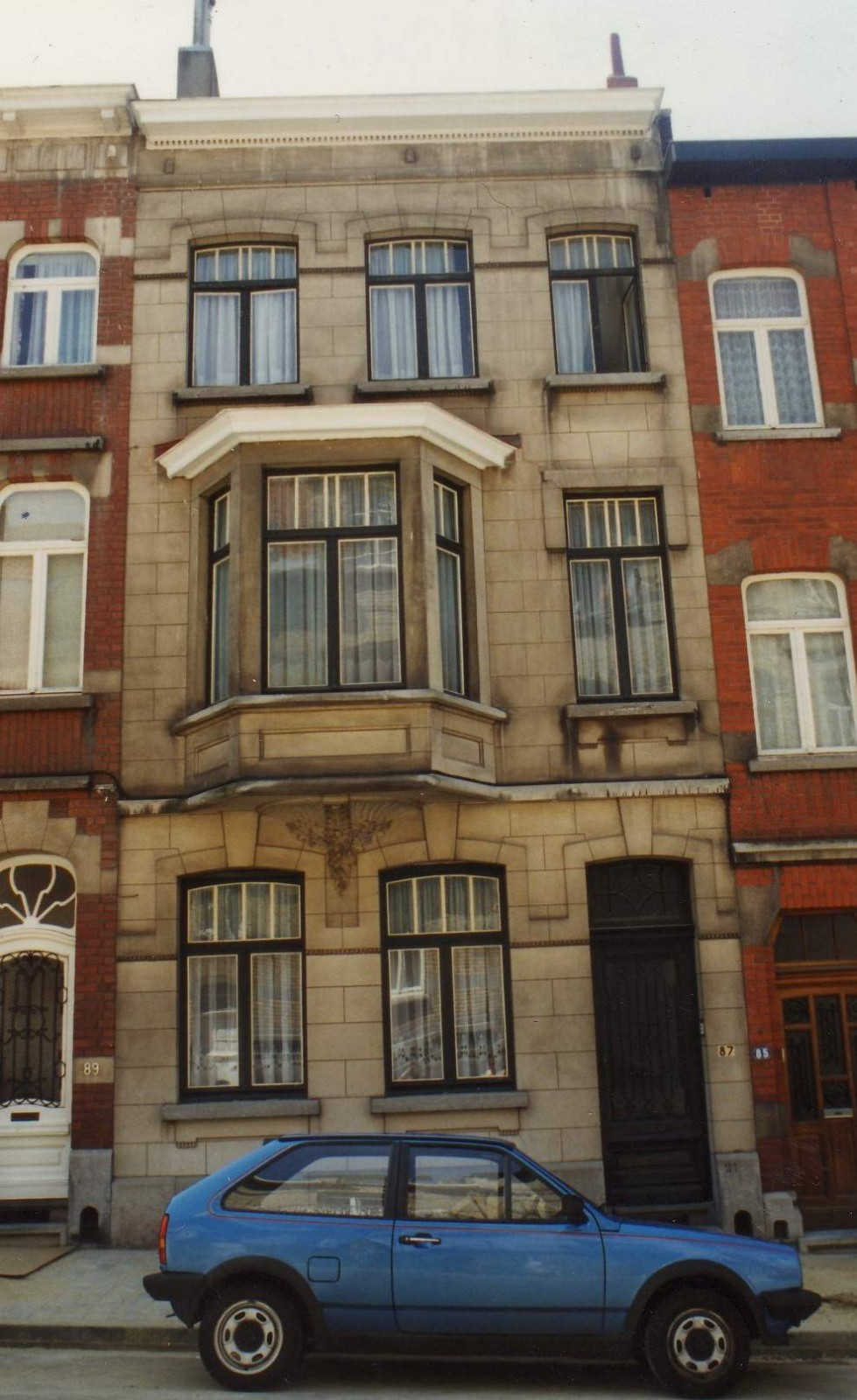 Antoine Gautierstraat 87., 1994