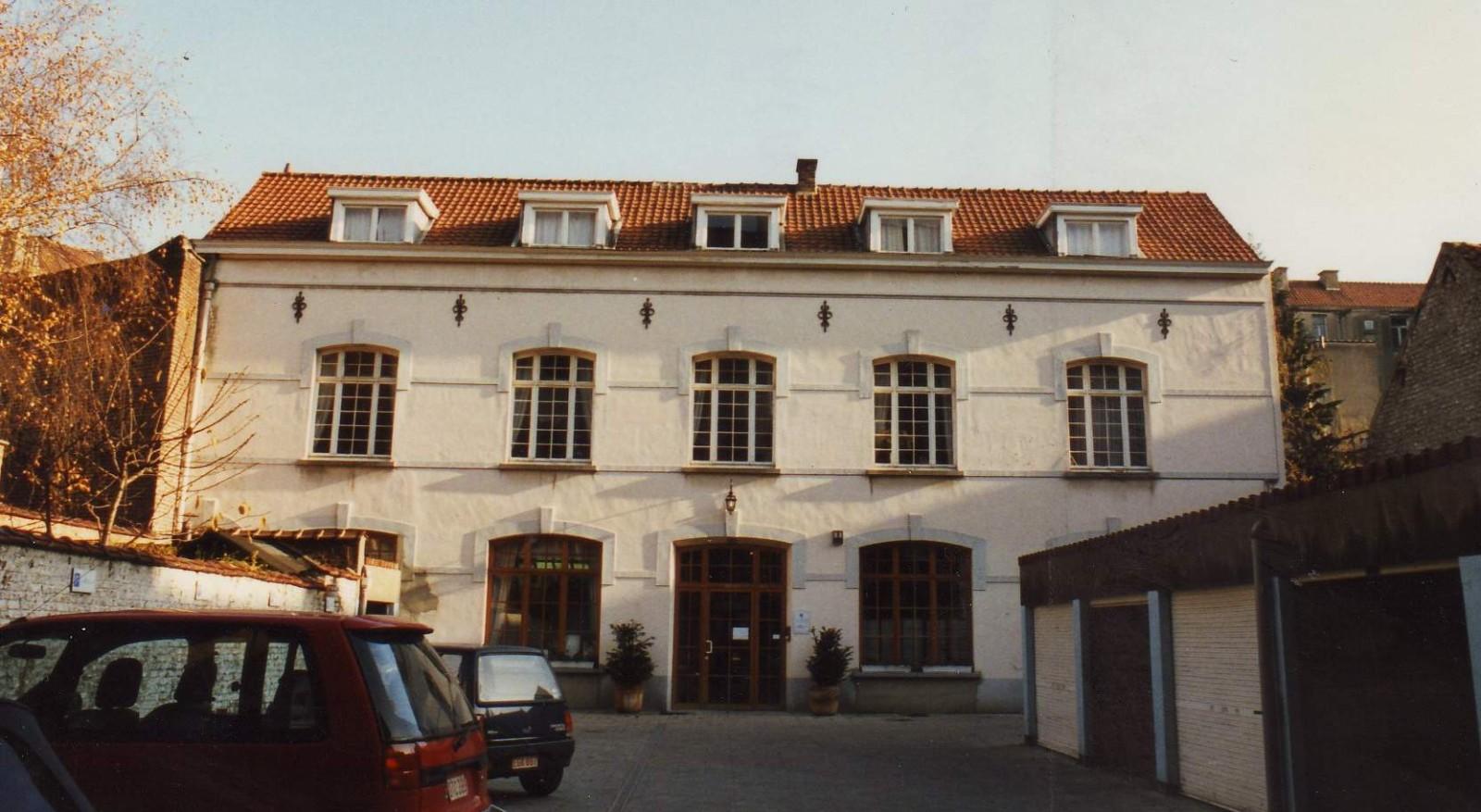 Avenue de l'Armée 22., 1993