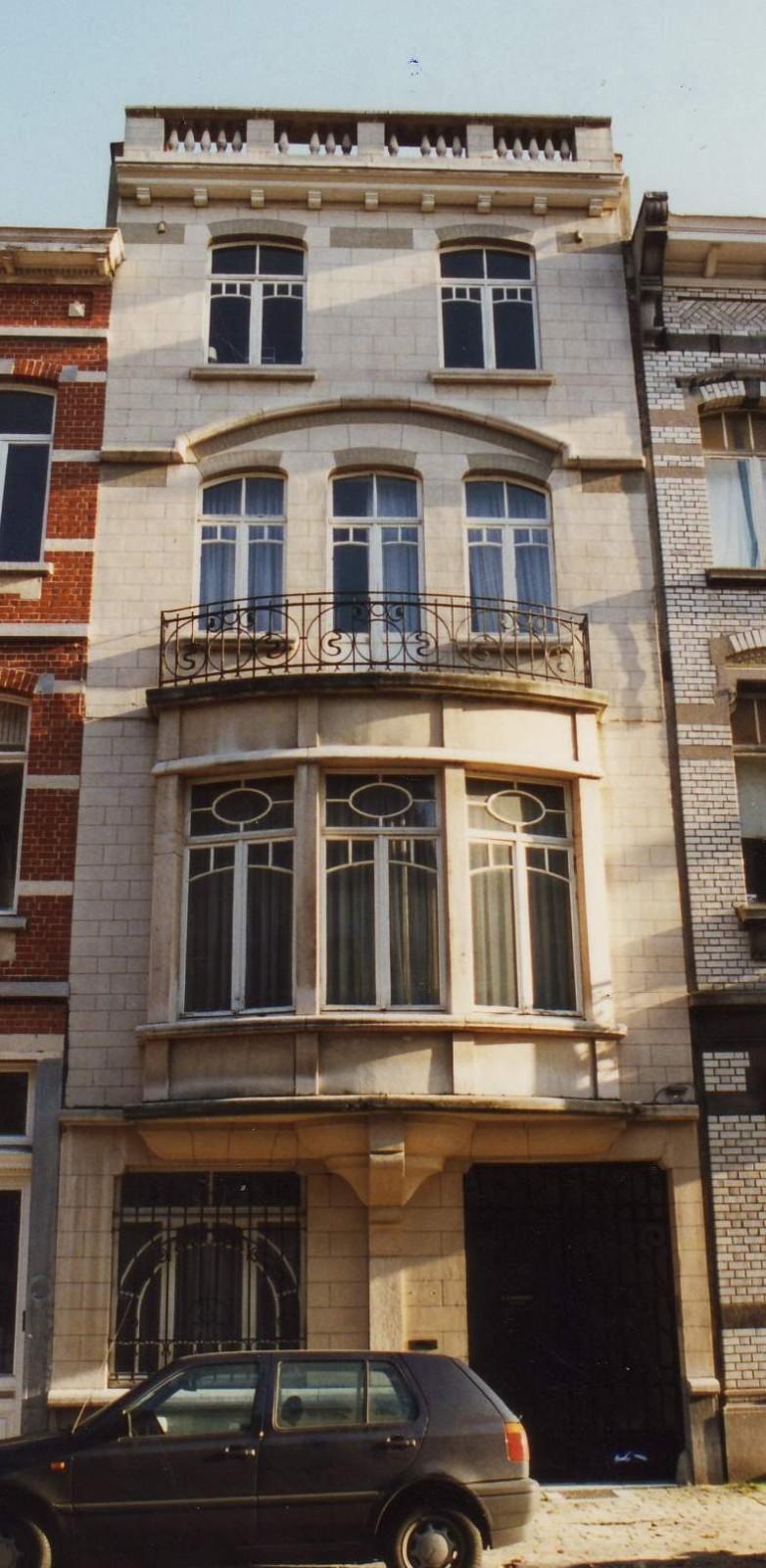 Avenue de l\'Armée 26., 1993