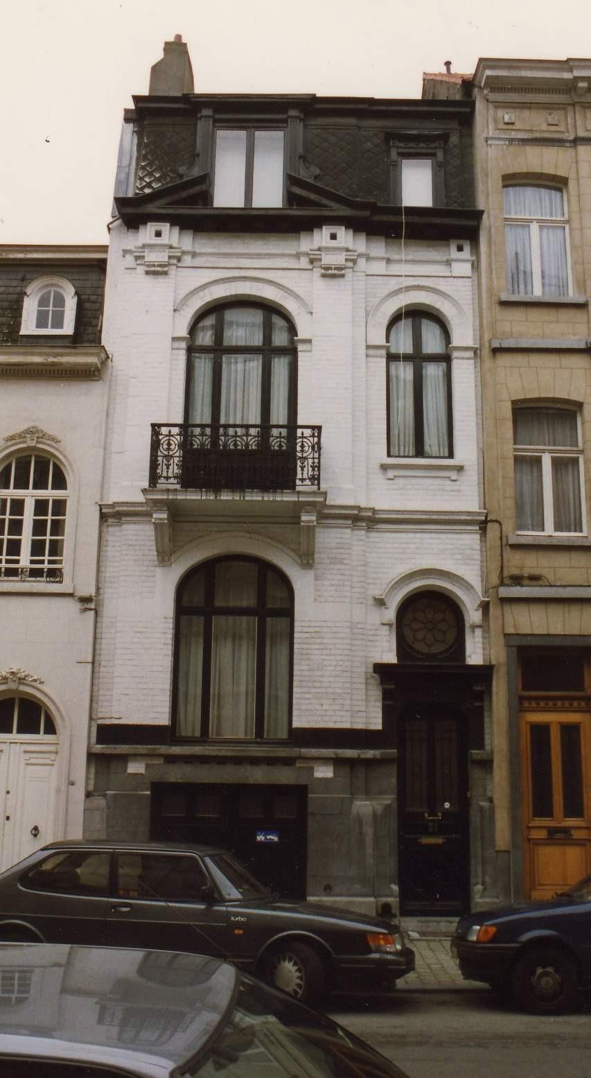 Avenue de l\'Armée 31., 1993