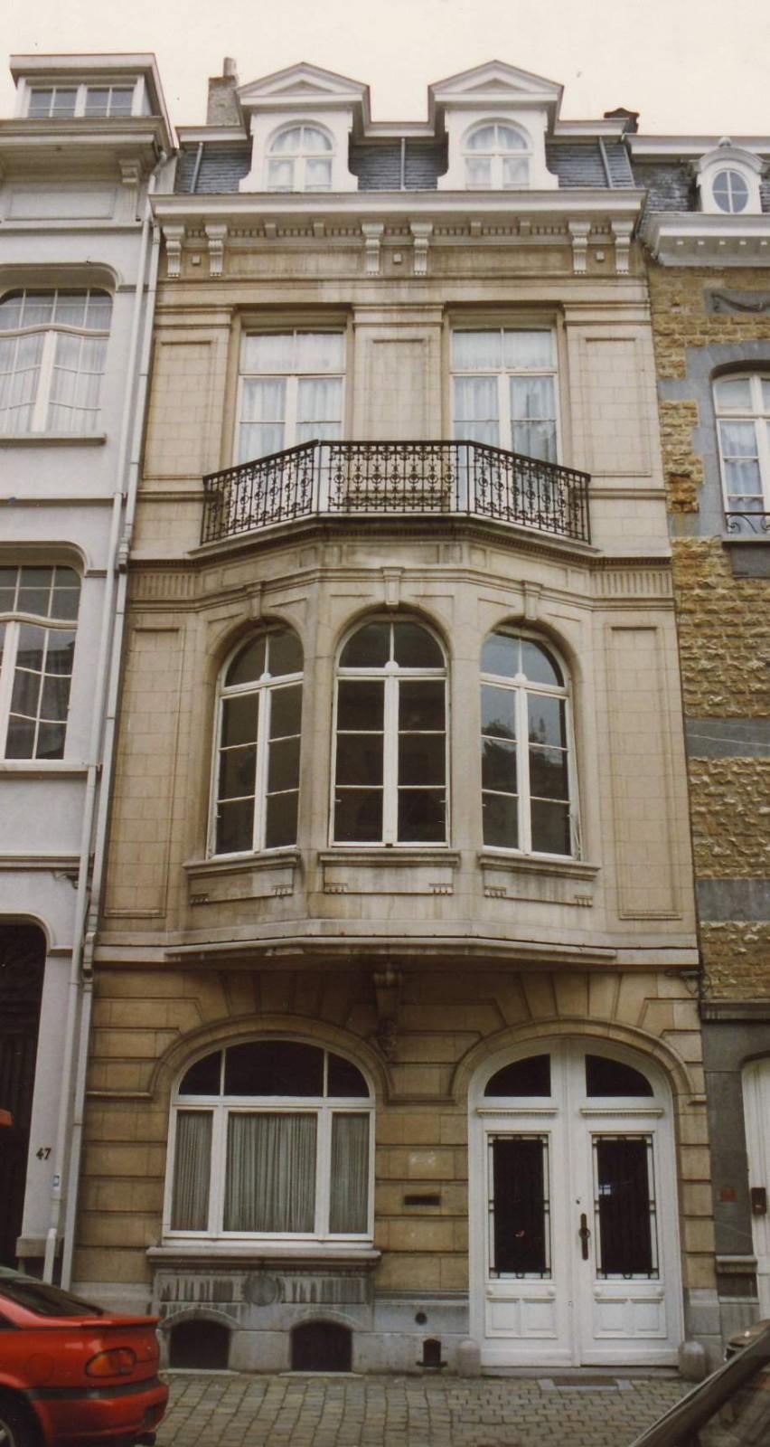 Avenue de l\'Armée 45., 1993