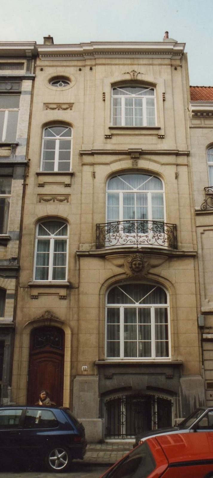 Avenue de l\'Armée 95., 1993