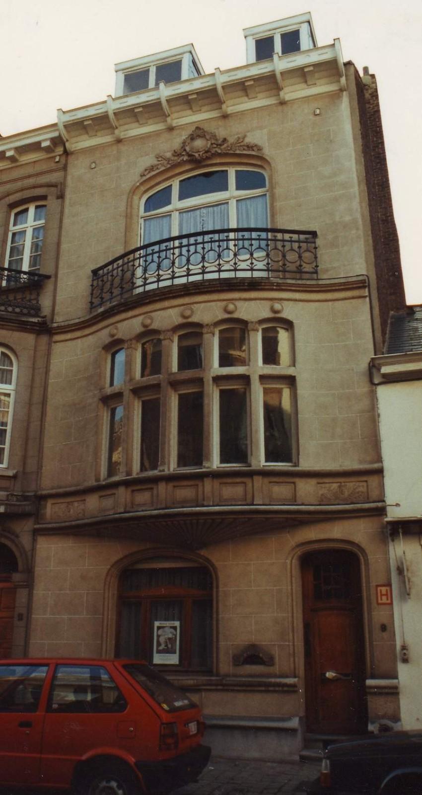 Rue des Atrébates 9., 1993