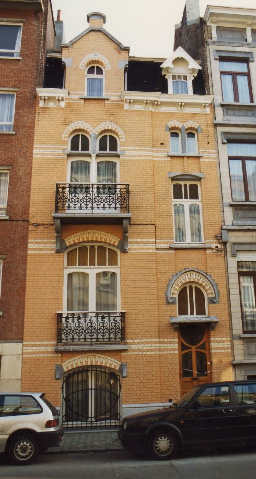 Rue des Atrébates 96., 1993