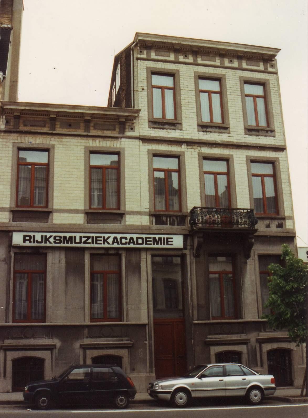 Avenue d'Auderghem 124 à 128., 1994