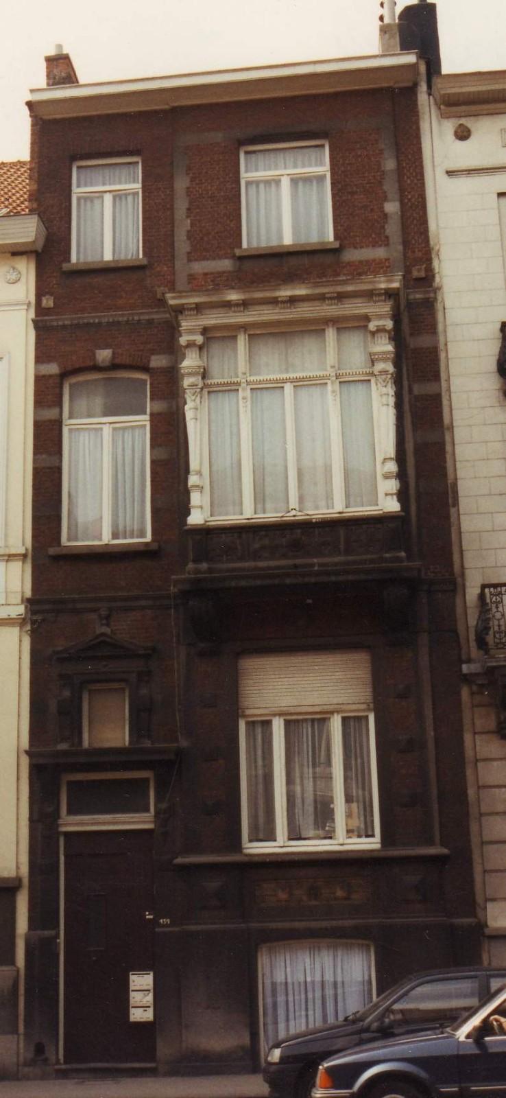 Avenue d\'Auderghem 159., 1994
