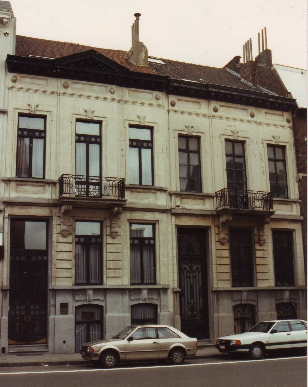 Avenue d\'Auderghem 172 et 174., 1994