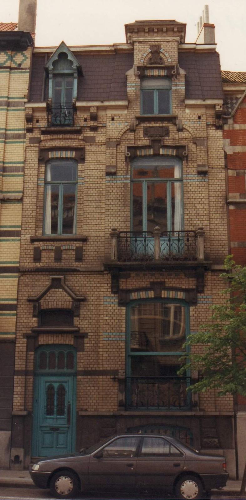 Oudergemlaan 255., 1994