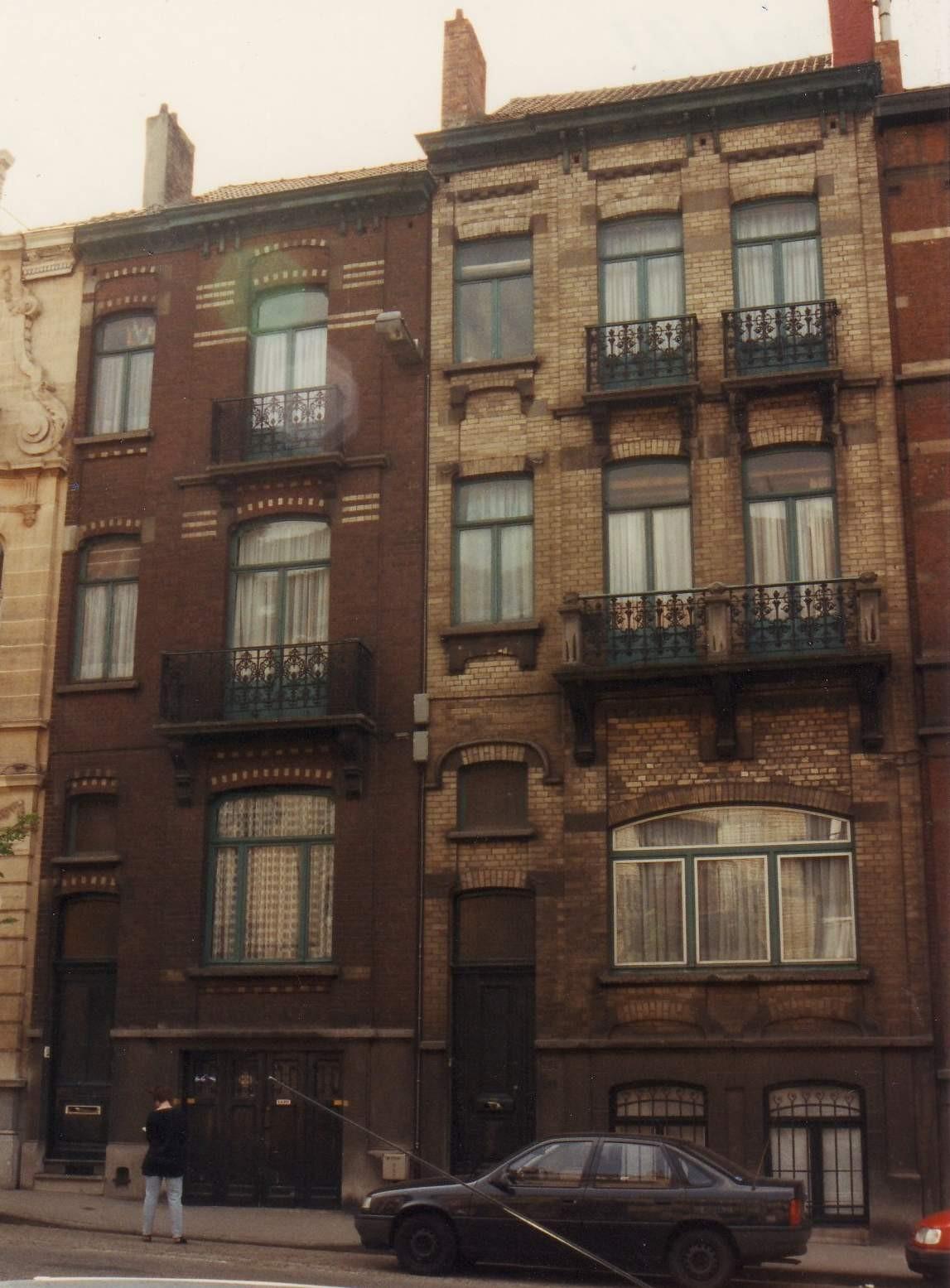 Avenue d\'Auderghem 285 et 287., 1994