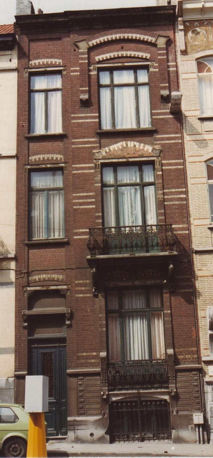 Avenue d\'Auderghem 299., 1994