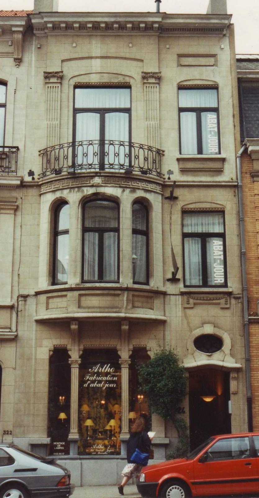Avenue d\'Auderghem 324., 1994