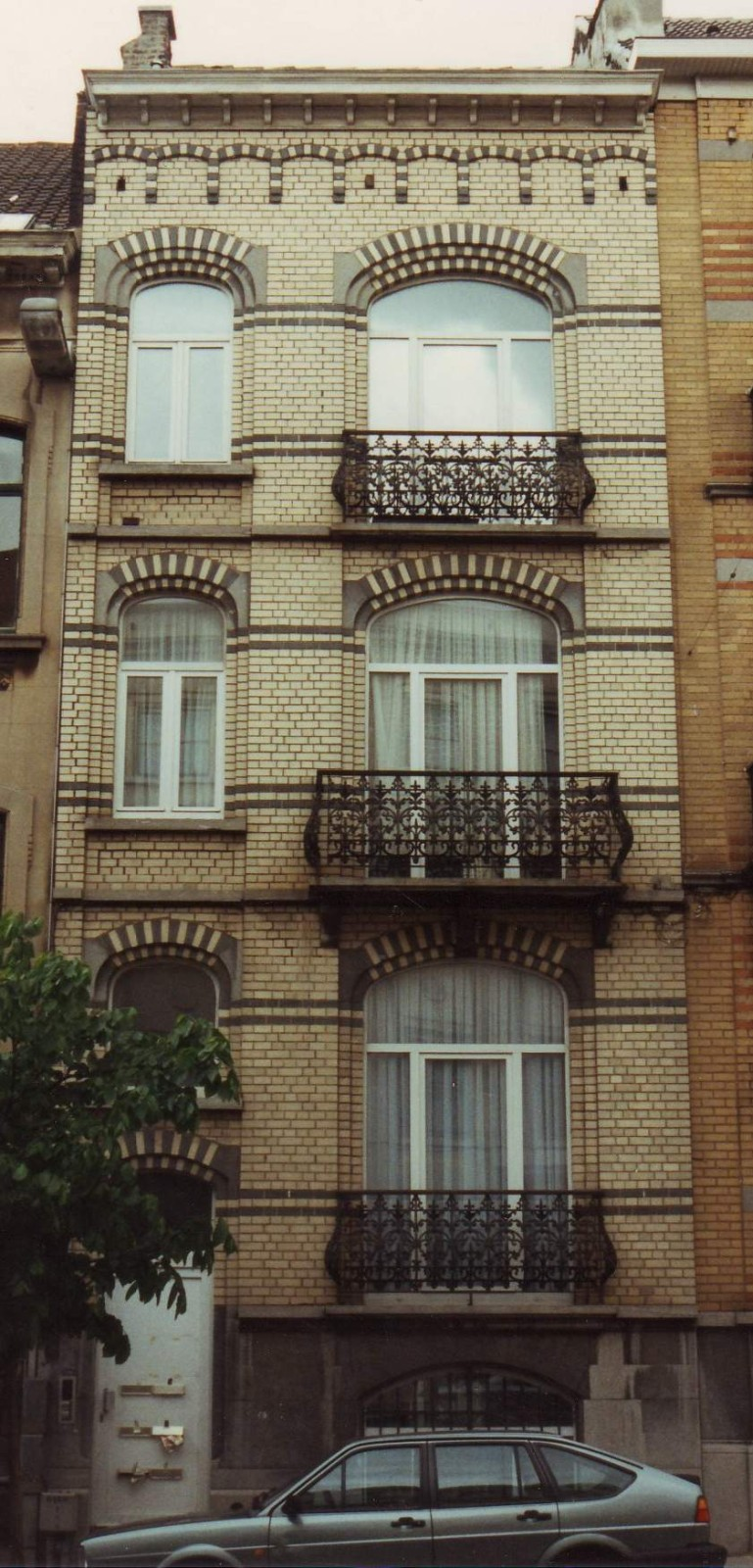Avenue d\'Auderghem 334., 1994