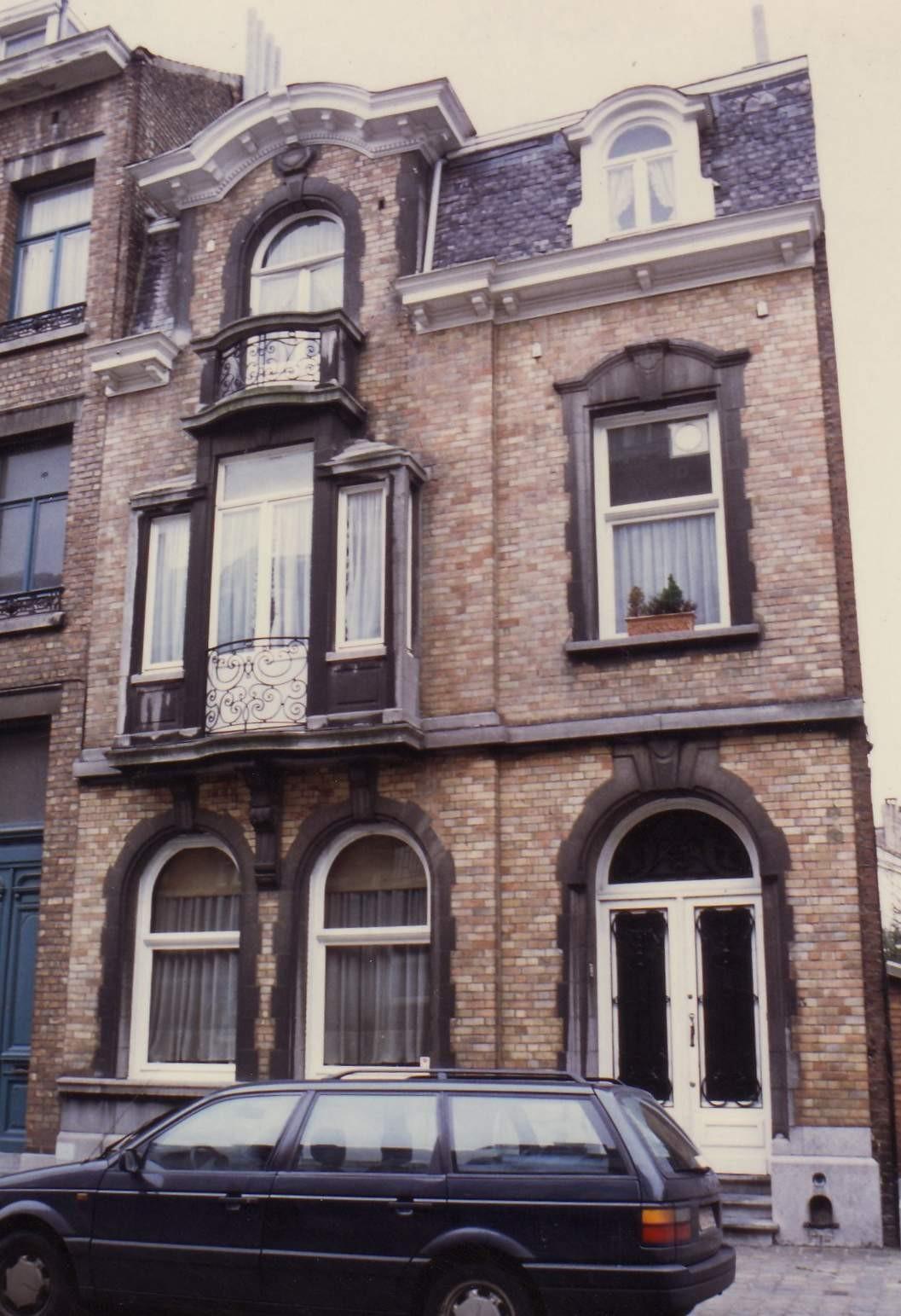 Baron de Castrostraat 13., 1994