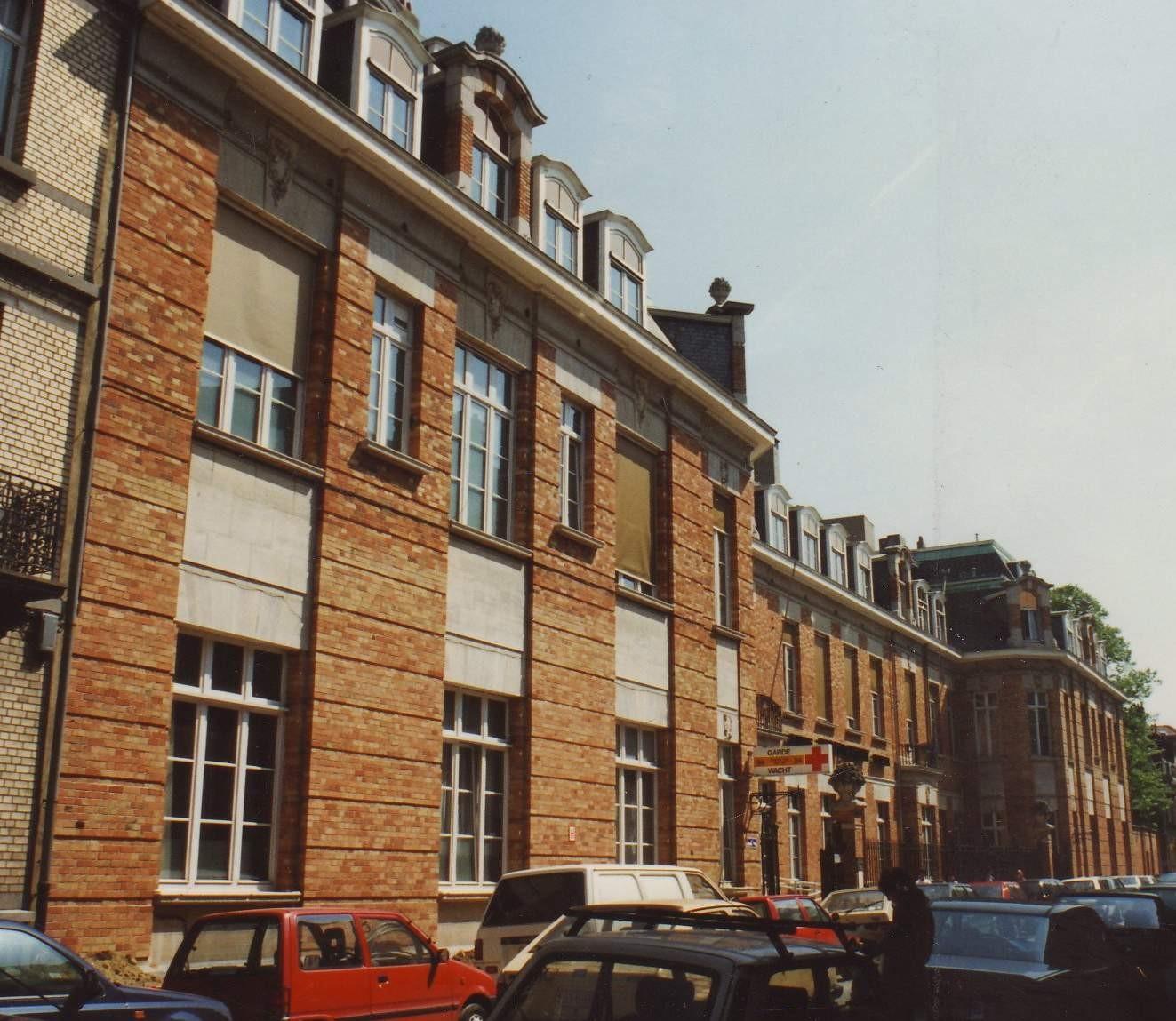 Baron Lambertstraat 38-40, Kliniek Stichting H. Lambert., 1994
