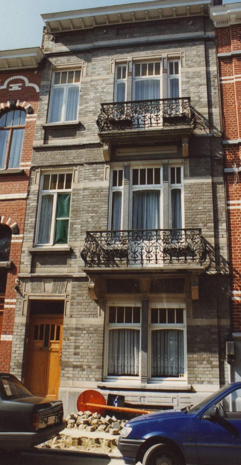 Baron Lambertstraat 69., 1994