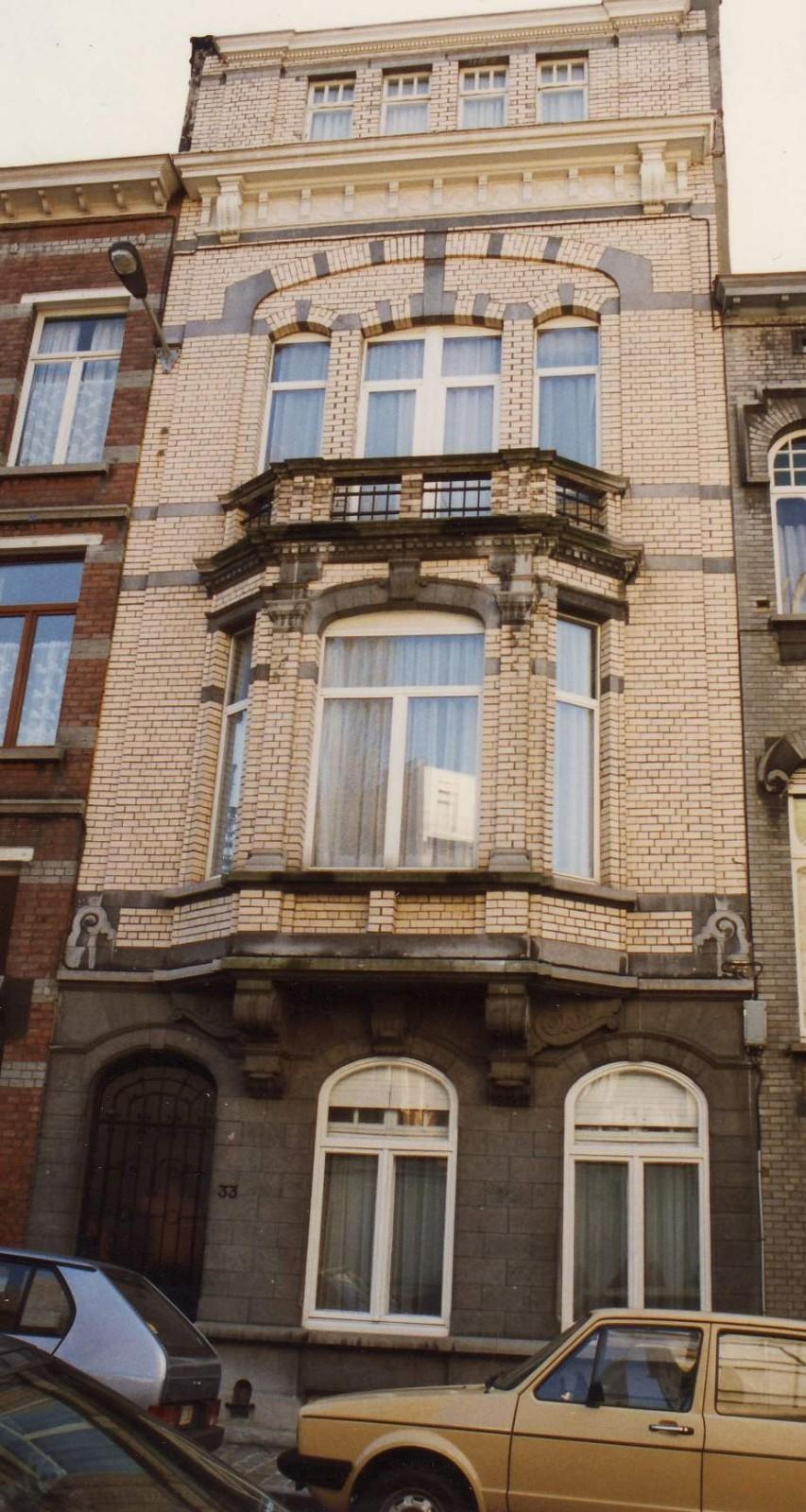 Rue des Bataves 33., 1993