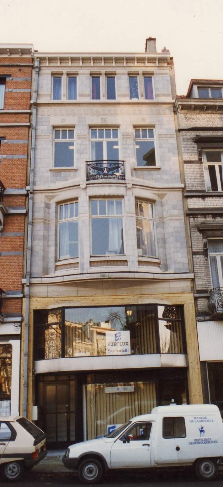 Rue des Bataves 63., 1993