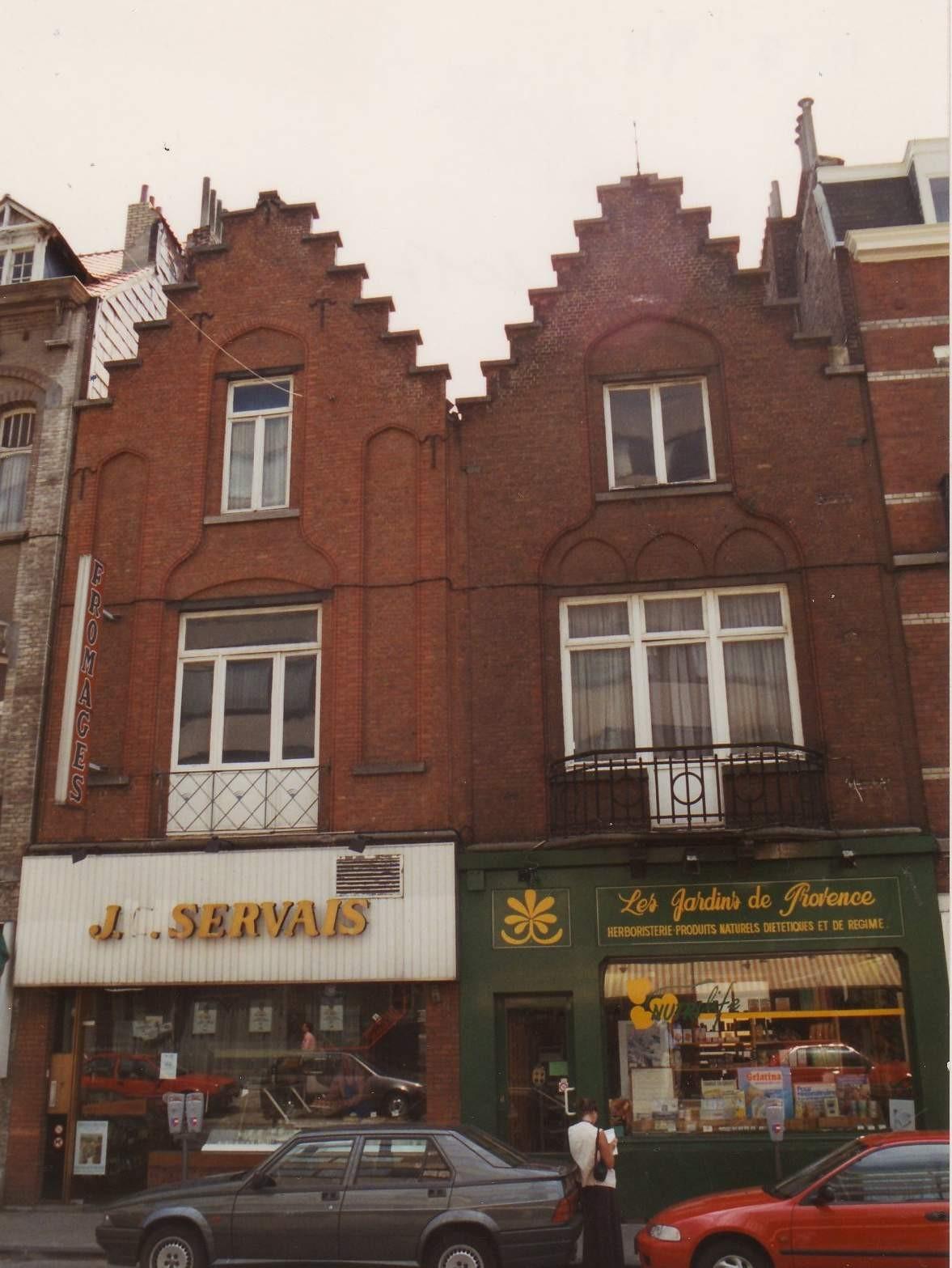 Rue Bâtonnier Braffort 5 et 7., 1994