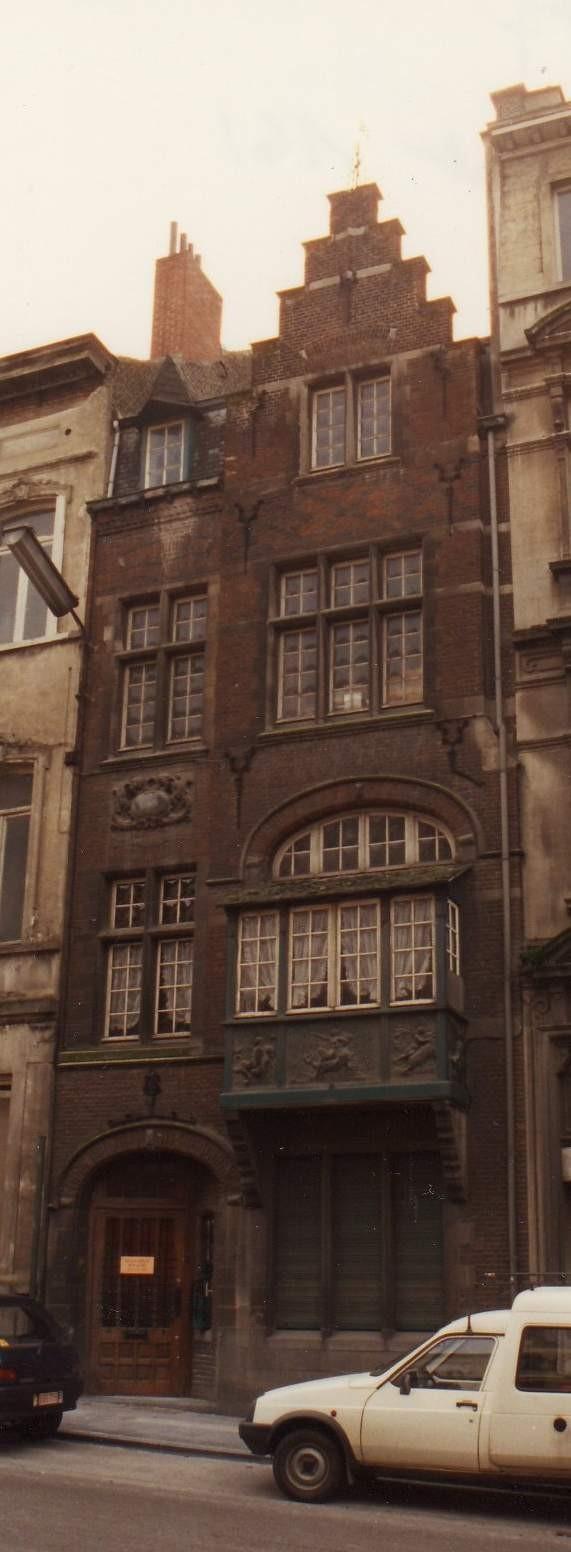 Belliardstraat 161., 1994