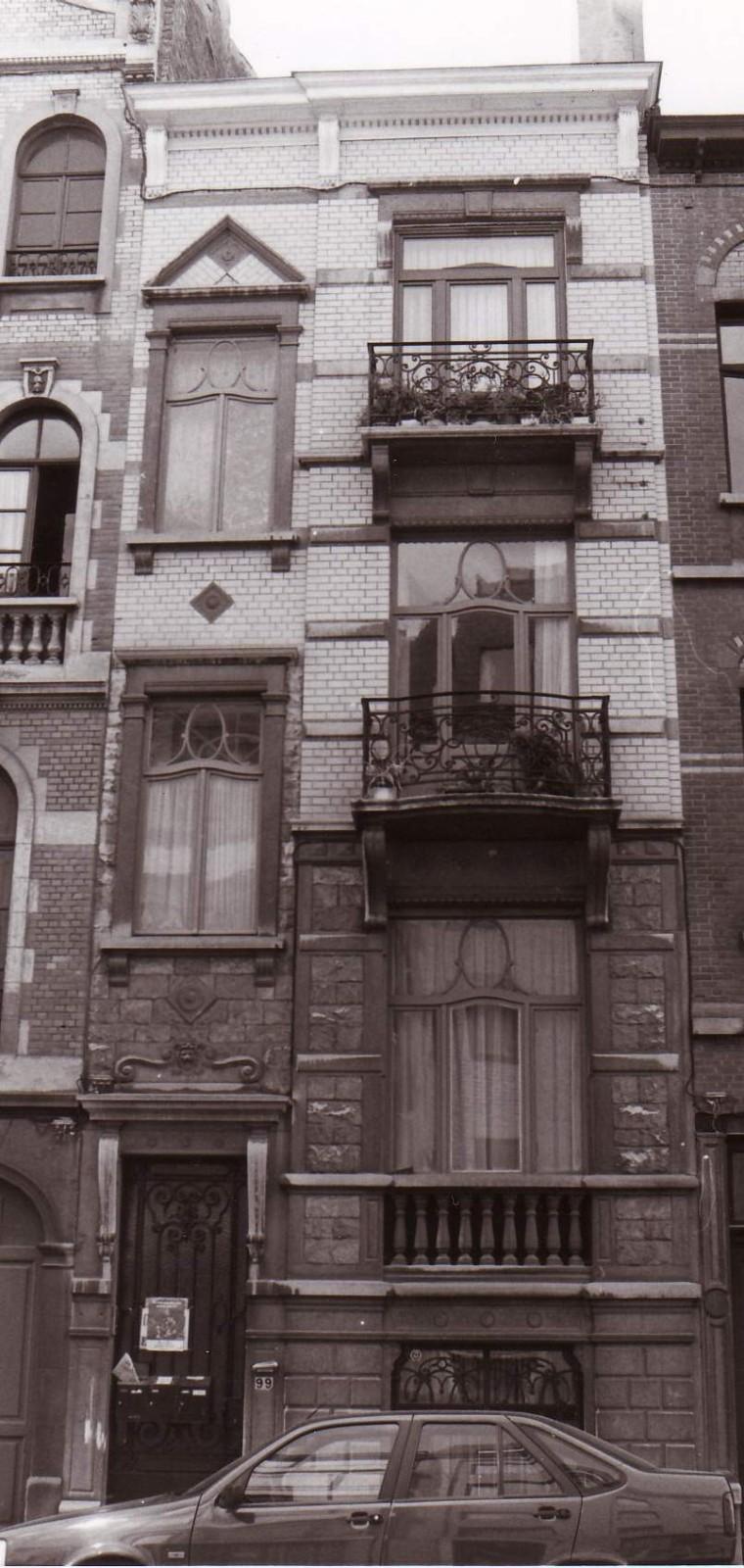 Boerenstraat 99., 1993