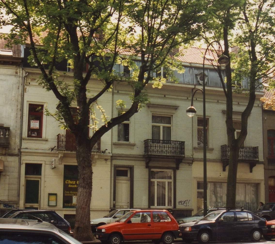 Avenue des Casernes 42 à 46., 1994