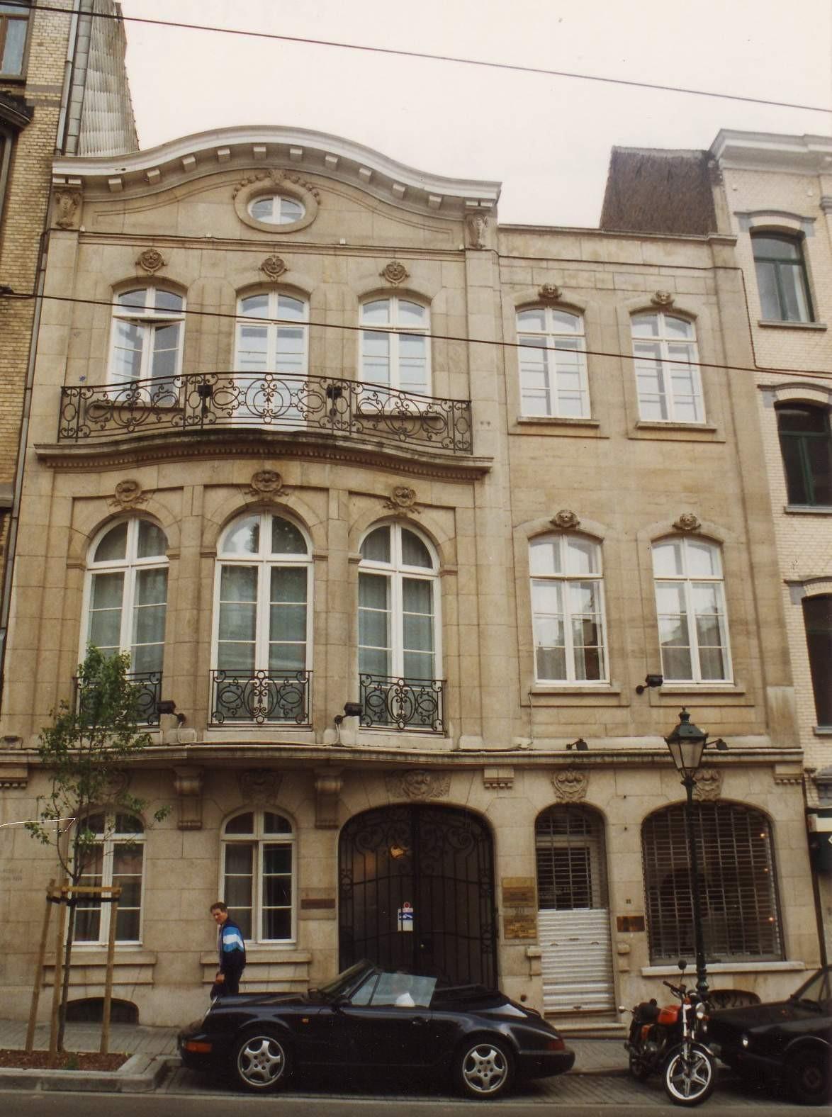 Avenue des Celtes 20-22., 1994