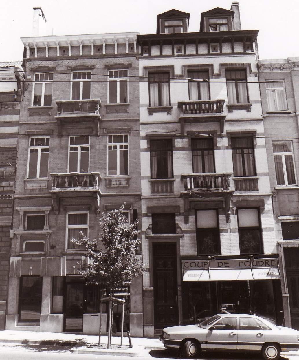 Avenue des Celtes 28 et 30., 1994