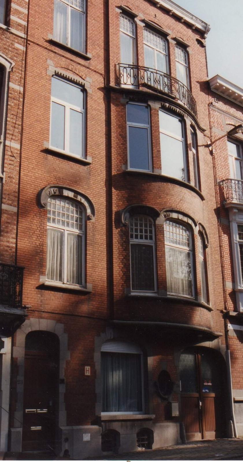 Rue de Chambéry 28-30., 1993