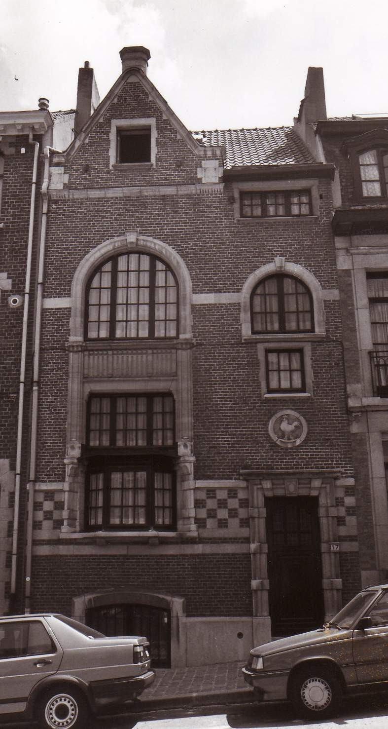 Rue Champ du Roi 17., 1994