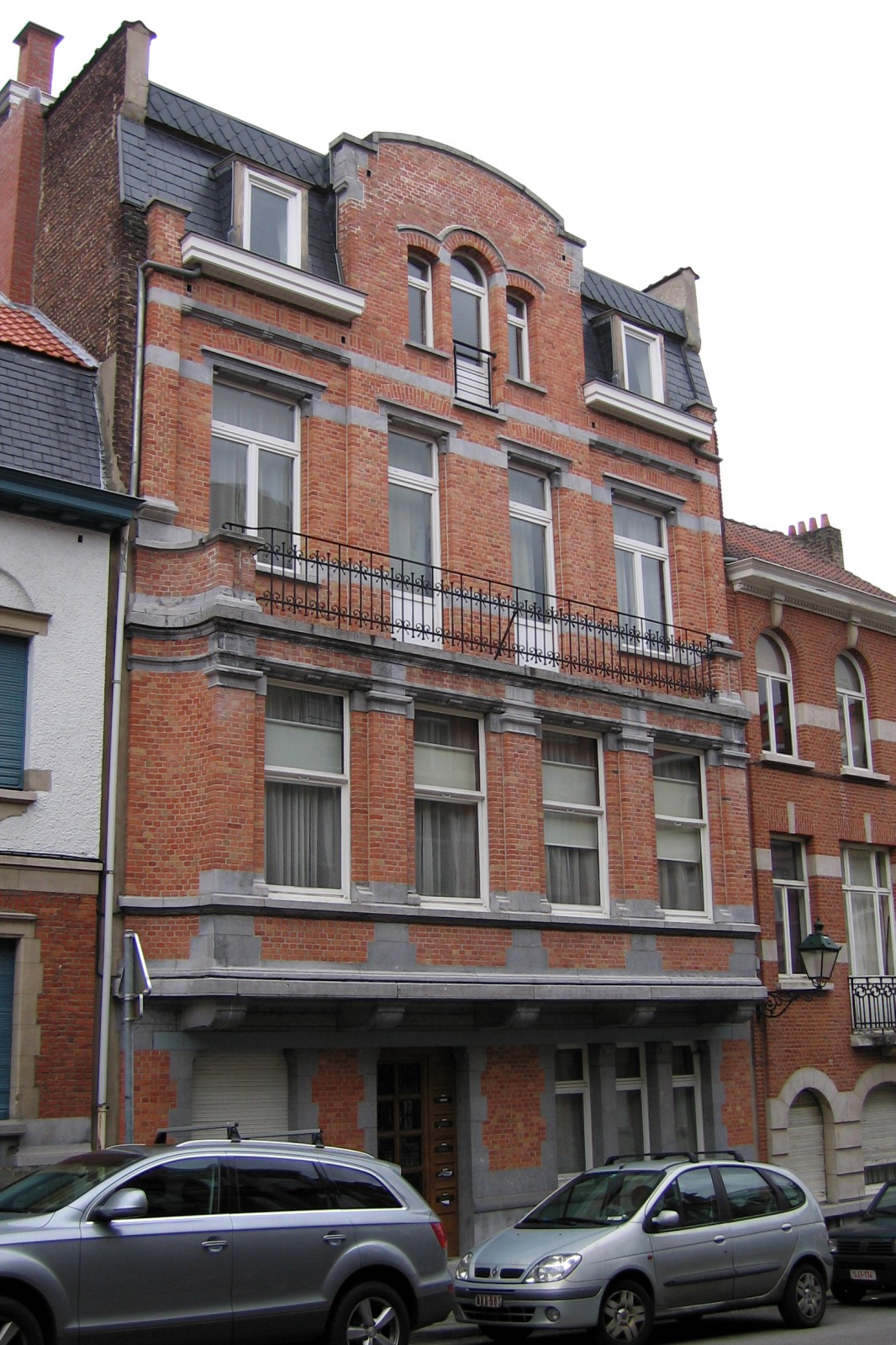 Rue Champ du Roi 20., 2007